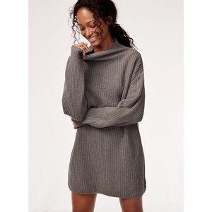 Aritzia Wilfred Montpelier Sweater Dress